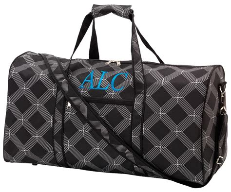 personalized   travel tote duffel bag sports gym