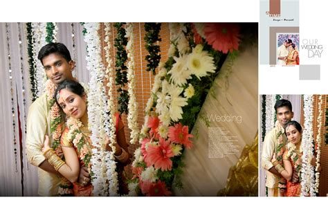 Wedding Album Designing In Kerala by Kerala Wedding Album Studio Design Gallery Best Design