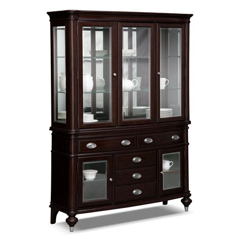 milieu park buffet and hutch dining room furniture set fairmont designs dining room hutch buffet milieu park buffet and hutch