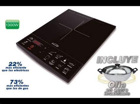cocina induccion precio cocina de inducci 243 n vs cocina a gas youtube