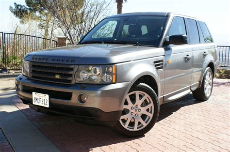 land rover 2007 2007 land rover range rover sport reviews pictures and