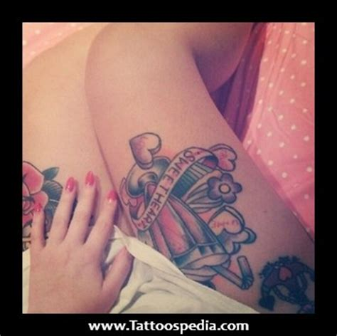 girly tattoos on wrist girly chest tattoos www pixshark images