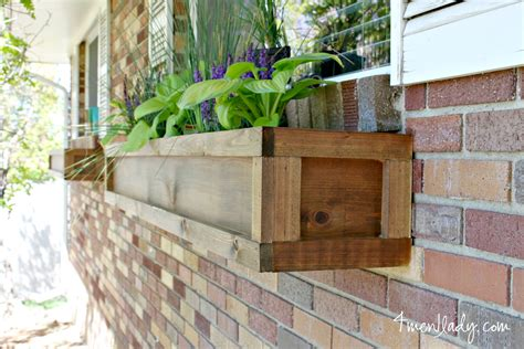 diy window box diy window boxes and a 100 ace giftcard giveway