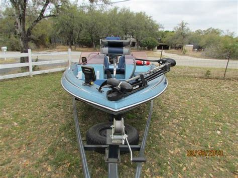 used skeeter bass boats in texas 1986 skeeter bass boat for sale