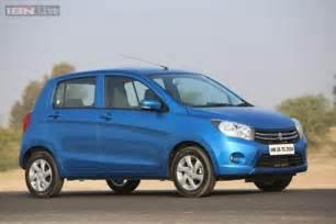 Maruti Suzuki Hatchback Maruti Suzuki Launches Celerio Hatchback At Rs 3 90 Lakh