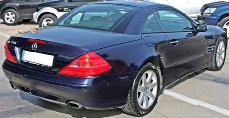 mercedes sports cars for sale 2003 mercedes sl350 cabriolet automatic convertible