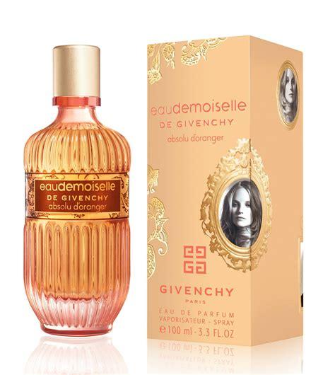 Parfum Orange eaudemoiselle de givenchy absolu d oranger givenchy