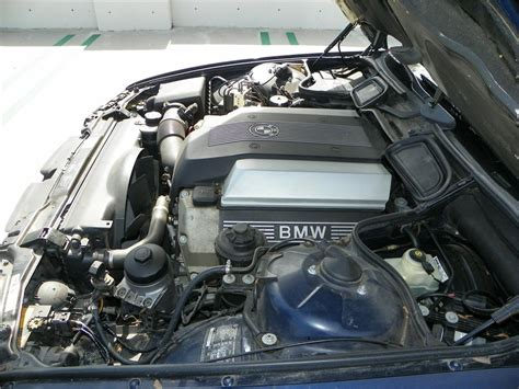 how does a cars engine work 2000 bmw 5 series spare parts catalogs 2000 bmw 740il 4 door sedan 130726