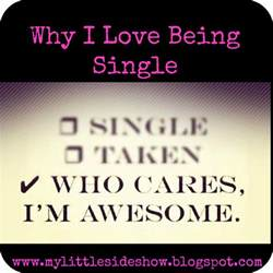 love being single quotes quotesgram