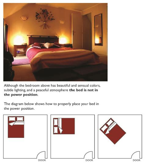 feng shui bedroom bed position feng shui bedroom