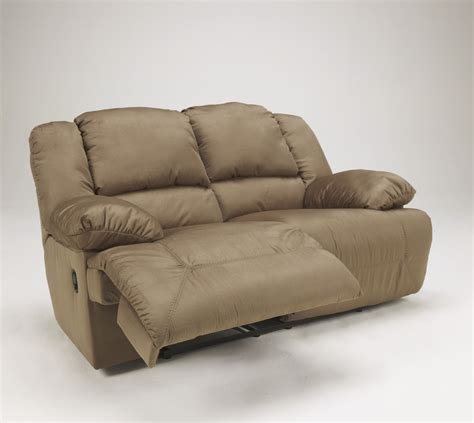 ashley furniture reclining loveseat 5780286 ashley furniture hogan mocha reclining loveseat