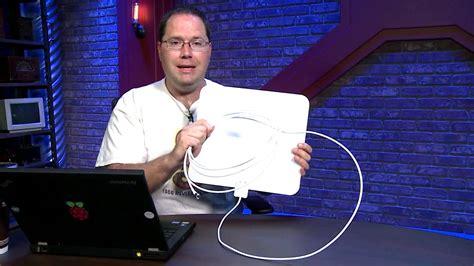 fl 5000 flatwave hdtv indoor digital flat antenna review