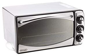 toaster oven with light inside amazon com delonghi xr640 retro toaster oven kitchen