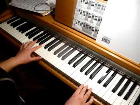 tutorial piano zombie the pretty reckless zombie piano tutorial youtube