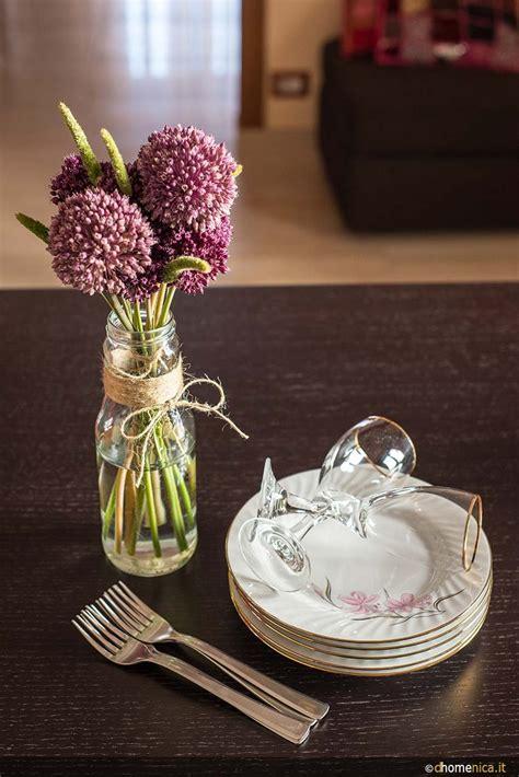 fiori in tavola decorare la tavola con fiori freschi il di dhomenica it