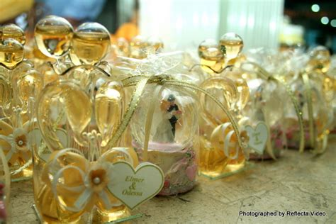Giveaways For Wedding - wedding items metro park hotel cebu city