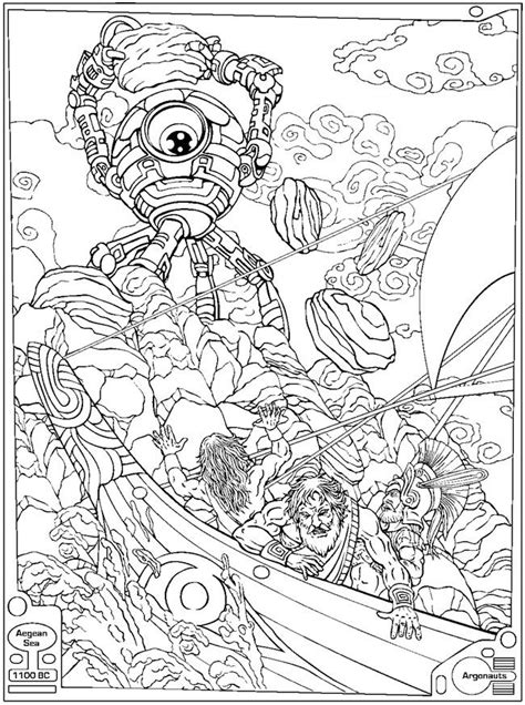 space monster coloring page monster mash up aliens meet their match dover