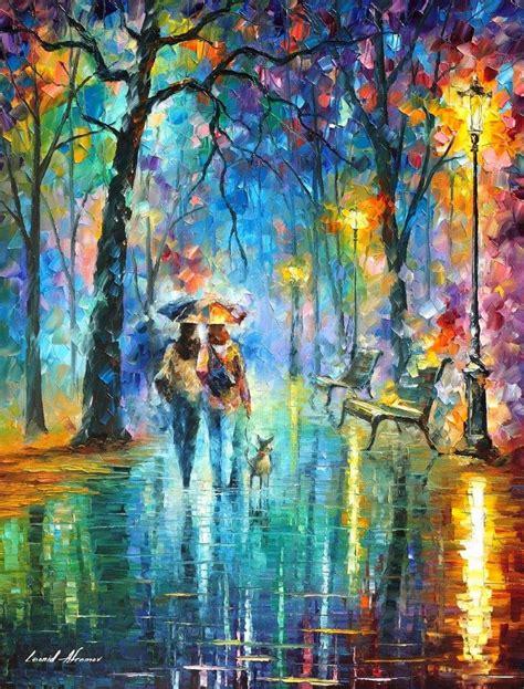 cuadros pintados a espatula cuadros modernos pinturas y dibujos paisajes pintados