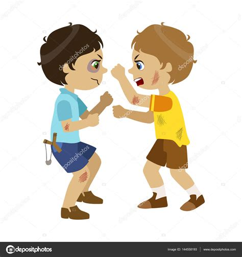 imagenes niños groseros two kids fighting www pixshark com images galleries