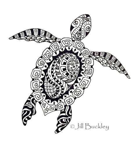mandala coloring pages turtles the quilt rat creative gift wrapping