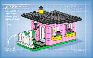 lego bauanleitung haus lego lego club building easter bunny house