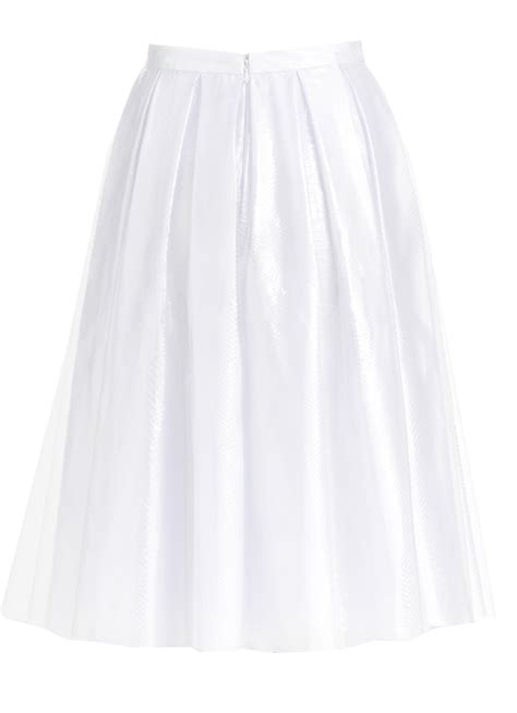 Whita Skirt 9 smart and trendy white skirts for styles at