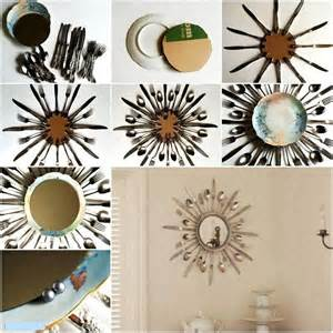 Bathroom Mirror Frame Ideas by اعادة تدوير الاشياء القديمه رائع جداااااااااااااااااااااا