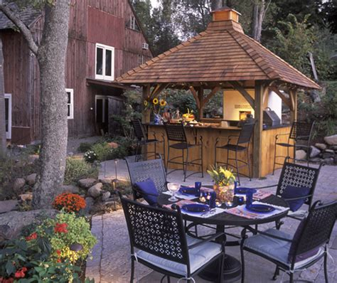 Ultimate Backyard Bbq House Ultimate Outdoor Kitchen Epicurious Epicurious