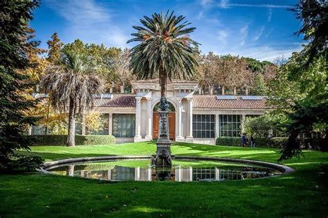 giardino botanico madrid rincones de madrid el real jard 237 n bot 225 nico viajeros