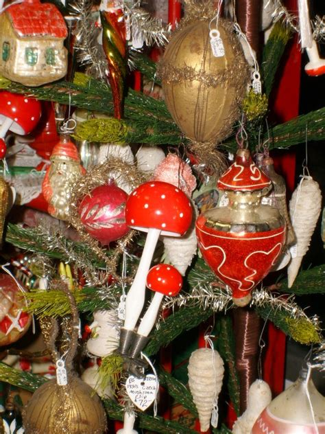 german chritmas decorations to make nostalgia vintage antique ornaments