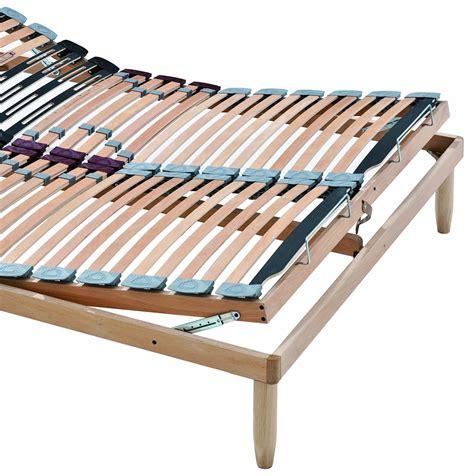 reti materasso reti matrimoniali con doghe in legno