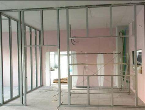 ufficio domande di costruzione foto lavori costruzione ufficio con cartongesso ed