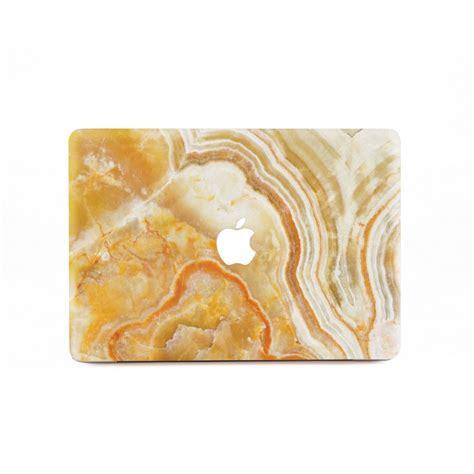 Macbook Aufkleber Marmor by Perle Marmor Macbook Skin Aufkleber