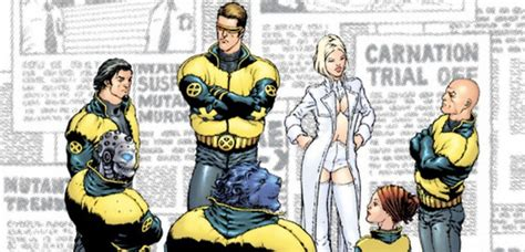 new x men by grant guida al binge reading degli x men di grant morrison fumettologica