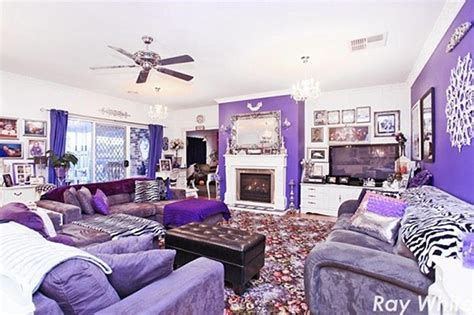 house with purple interior cool or fool the rainbow house home bunch interior design ideas
