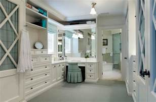 Makeup Vanity In Closet Bathroom Vanity Ideas