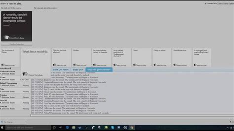 cards  humanity ft chromadust undertale peasant   youtube