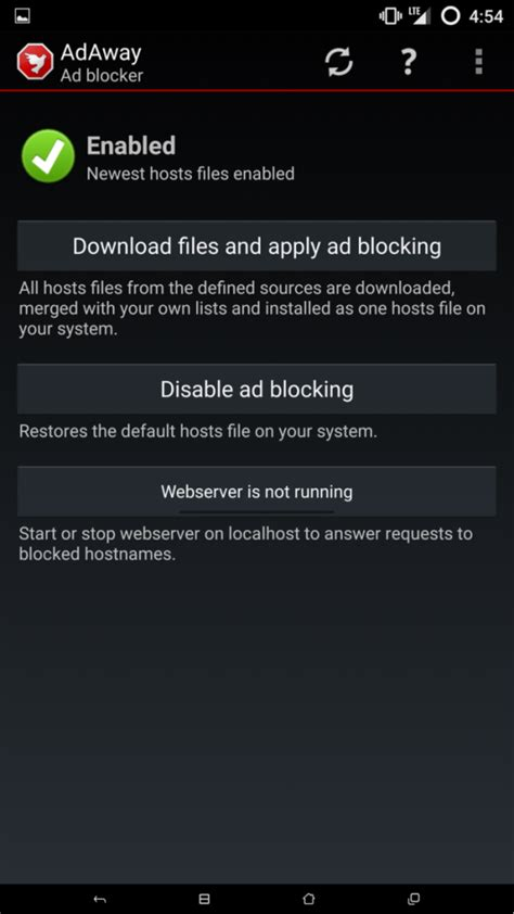 android ad blocker xda how to block ads on android