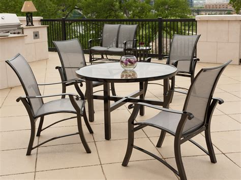 Remarkable Home Garden Outdoor Furniture With Dark Brown Patio Tables And Chairs
