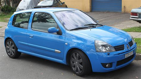 clio renault 2005 the 10 most enjoyable cars you can buy in australia for