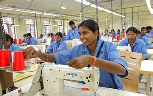 Embroidery Machine Operator by Skill Development Programmes Offered By Il Fs Skills In Manufacturing Sector Manufacturing