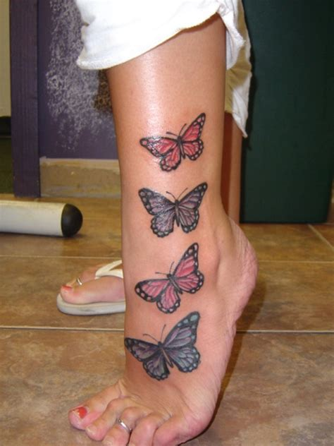 butterfly thigh tattoos 30 nicest leg tattoos for creativefan