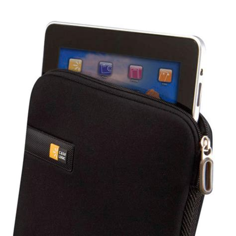 case logic universal   tablet sleeve black