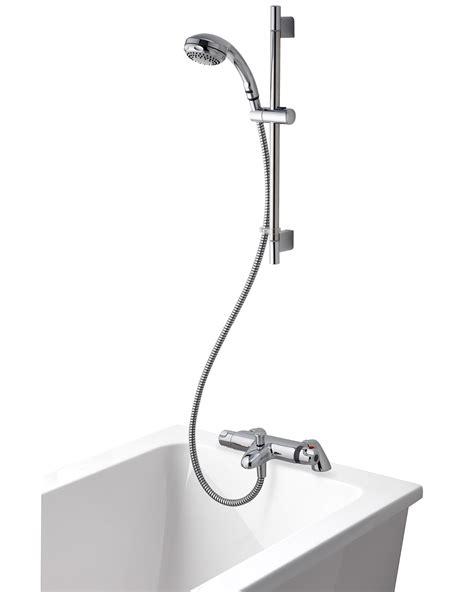 Mixer Midas aqualisa midas 100 thermostatic bath shower mixer tap with