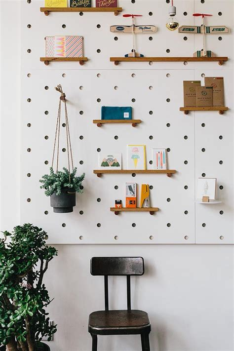peg board designs 20 functional pegboard ideas to organize your room home