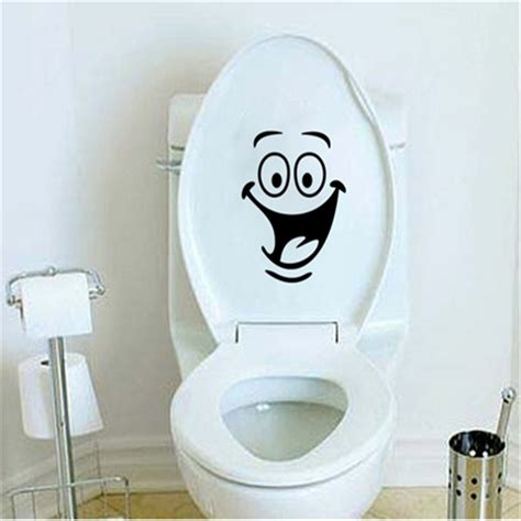 wc one bathrooms aliexpress com buy free shipping smiley face toilet