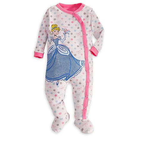 disney baby clothes cinderella stretchie sleeper for baby clothes