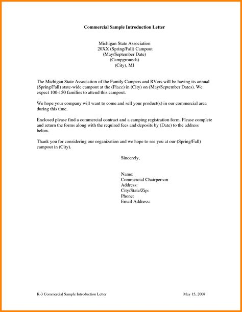 subcontractor introduction letter introduction letter