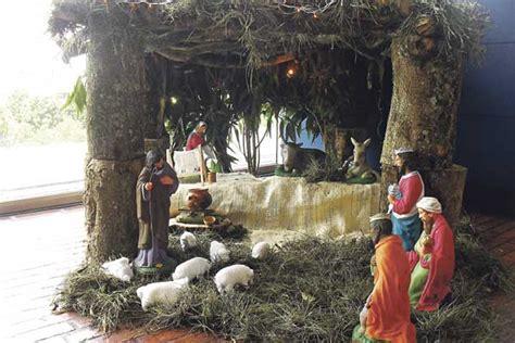 pesebres de navidad en colombia pesebres engalanan la navidad 2011 en el quind 237 o la