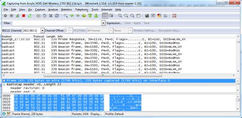 tutorial wireshark wifi how to capture wifi traffic using wireshark on windows